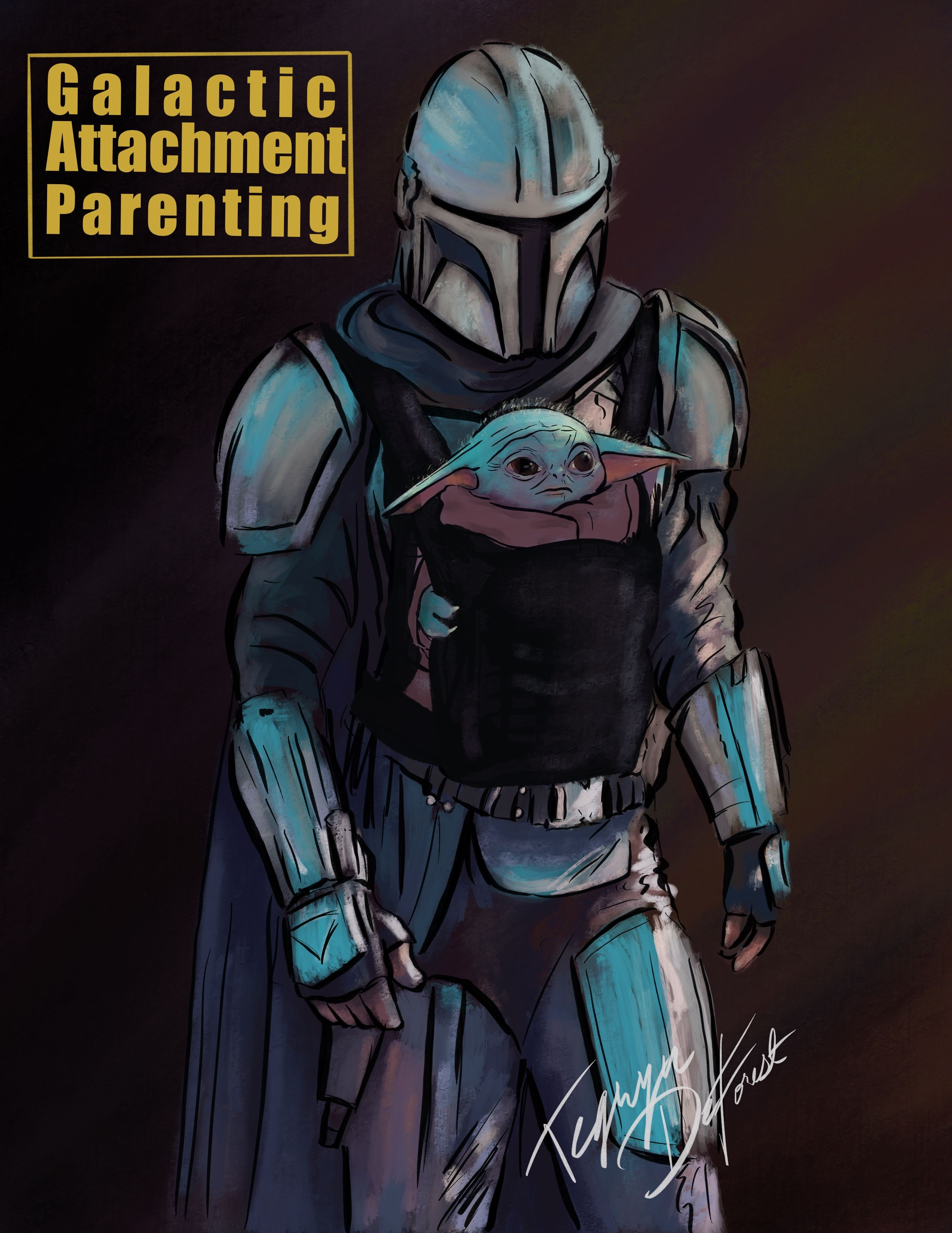 Baby Yoda Carrier In 2020 Star Wars Movies Posters Star Wars Images Star Wars Fandom