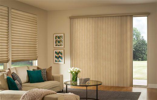 An alternative to window blinds that also looks great on sliding an alternative to window blinds that also looks great on sliding glass doors planetlyrics Gallery