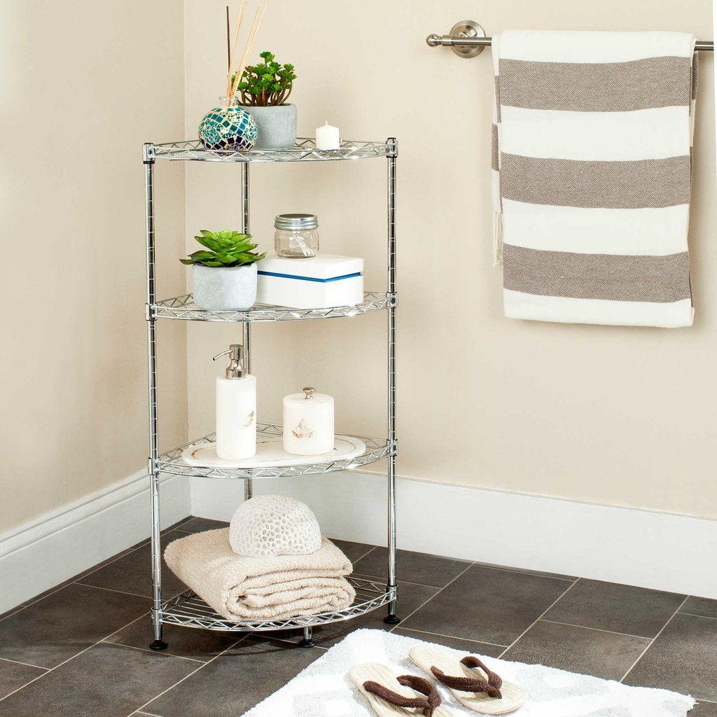 Genius Organization Items For Those Small Bathrooms — All Under $100 ...