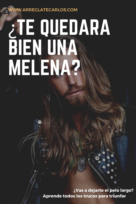 Proyecto Melena Masculina Dejarse El Pelo Largo Pelo Largo Hombre Peinados Hombres Pelo Largo