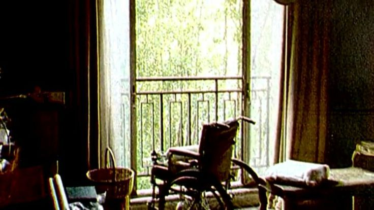 Marlene Trich S Paris Apartment Window Of Last Flat In France