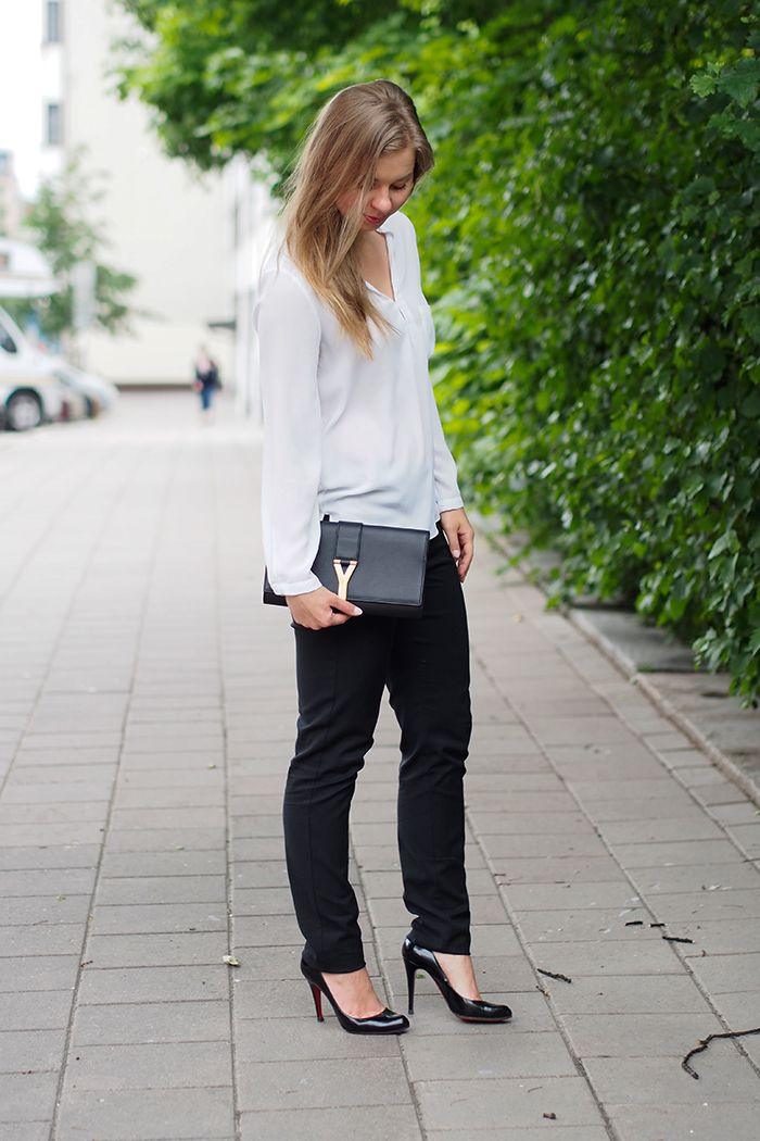 Black & White | Mona's Daily Style