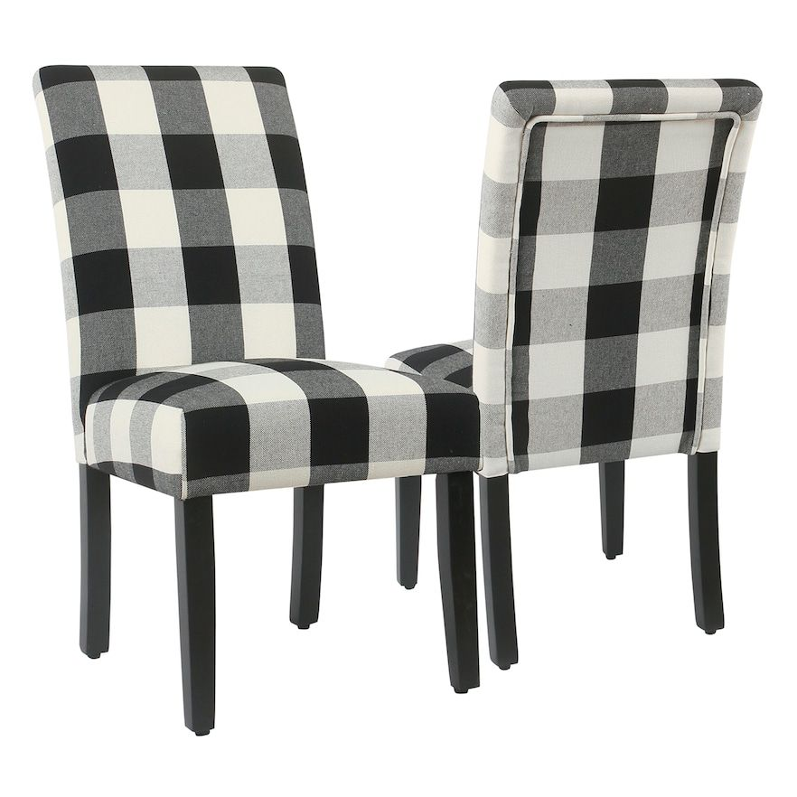 Homepop Parsons Dining Chair 2 Piece