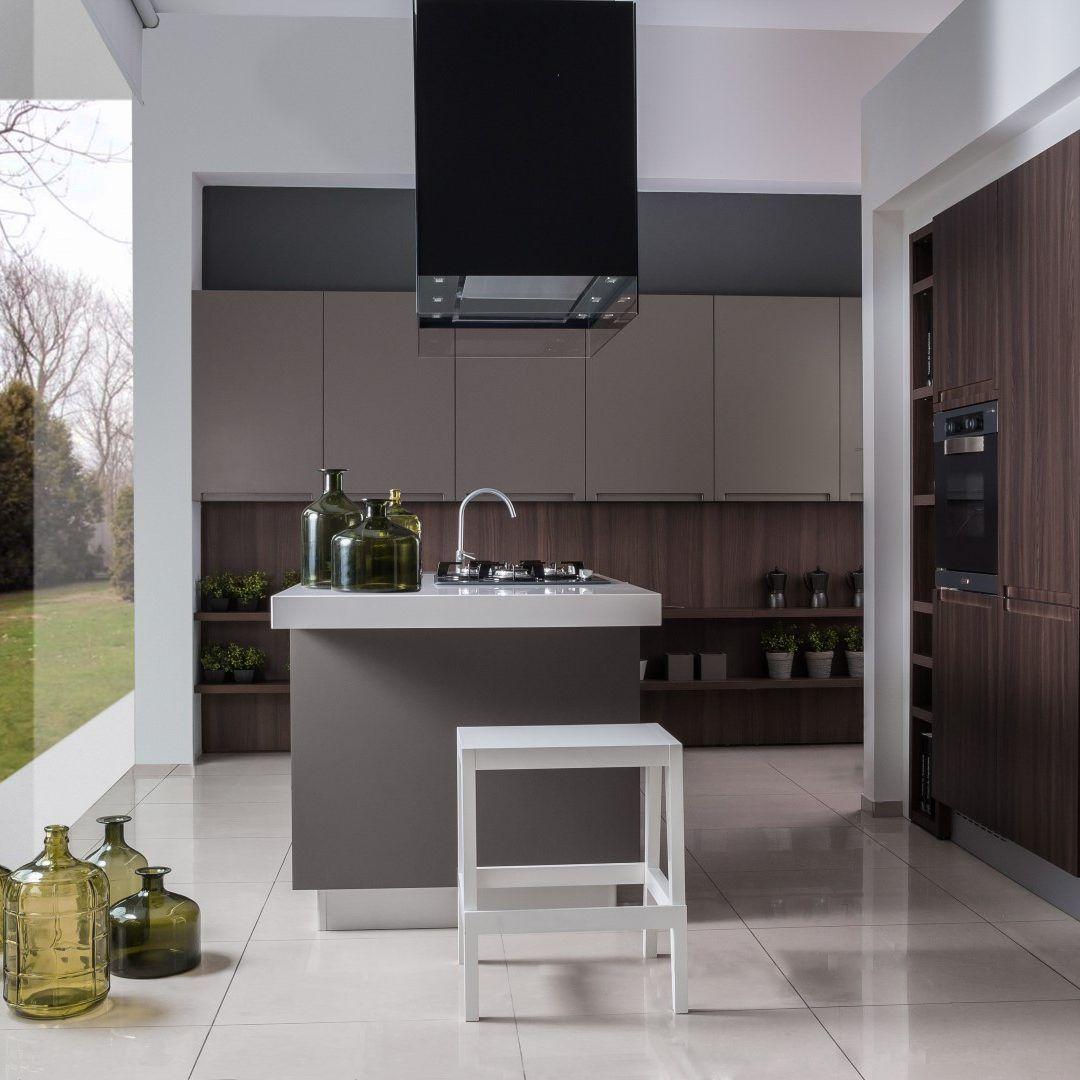 Modelo L Mina Ii Una Propuesta Contempor Nea Para Satisfacer  # Muebles Sencillos Para Cocina