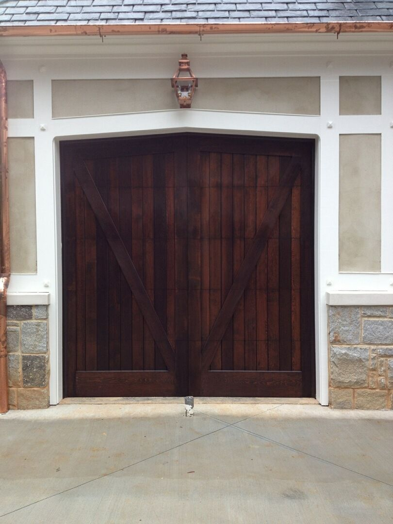 Wood custom 56 bsi builder specialties carriage door custom garage door http www