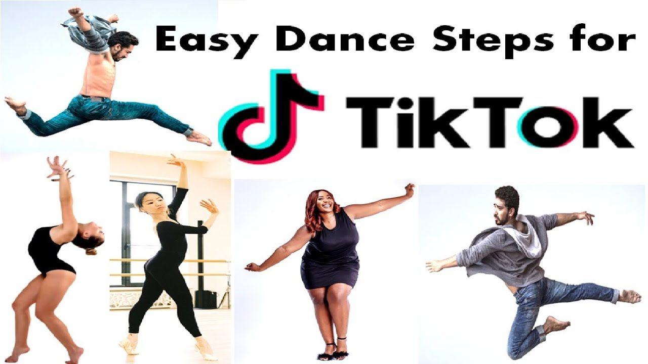 Tiktok Dance Steps Tiktok Dance Tutorial Tiktok Dance Compiation Best Dance Moves Names Dance Steps Easy Dance