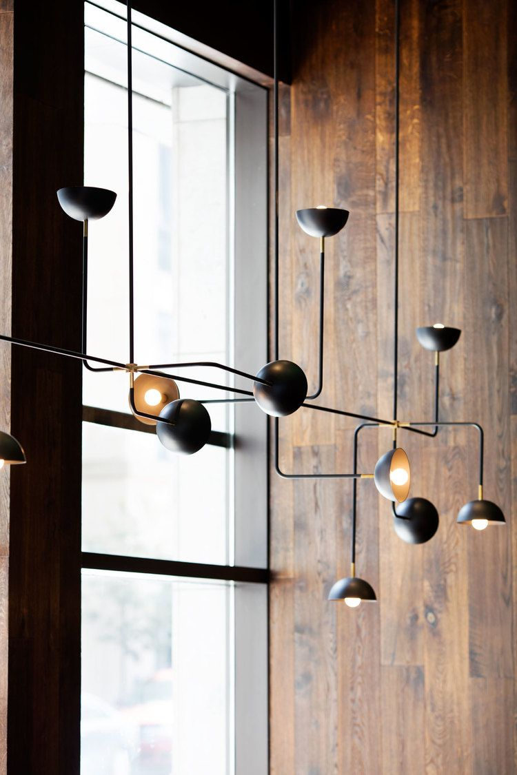 SPECIAL PROJECTS PROJETS SPÉCIAUX | Contemporary lighting