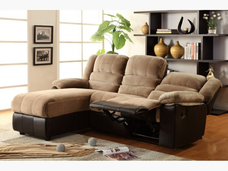 Sofa Table microfiber reclining sofa with chaise http ddrive info