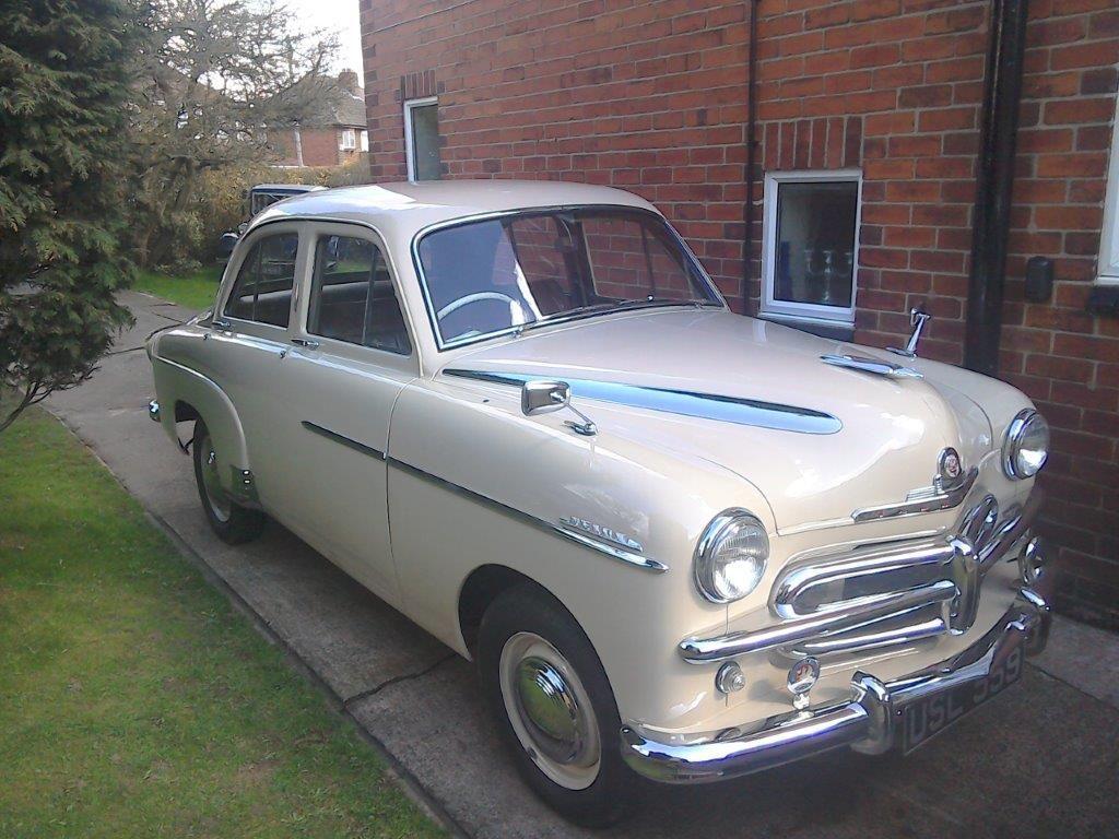 1954 Vauxhall Velox Maintenance/restoration of old/vintage vehicles ...