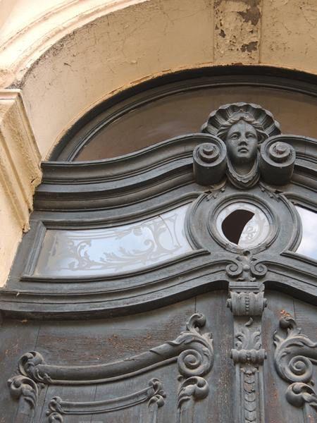 Prague, Czech Republic. Detail