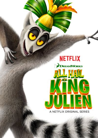 All Hail King Julien Crown For Father S Day Activity Netflix