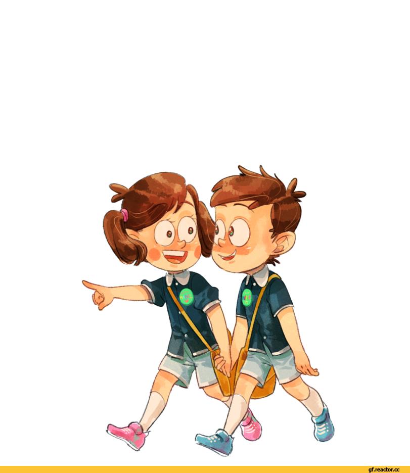 Mabel Pines,Dipper Pines