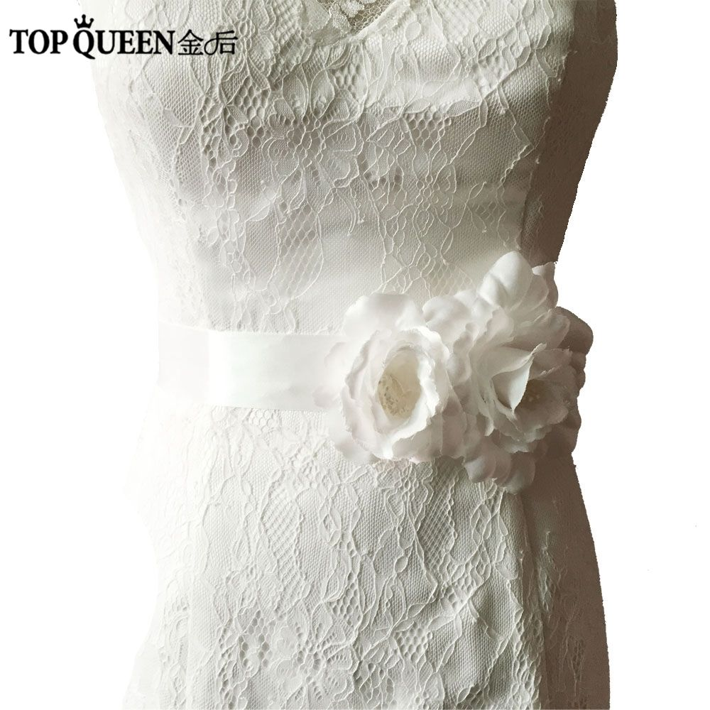 Wedding Accessories Beautiful Topqueen S71 Free Shipping Wedding Belt Crystal Rhinestone Belt Bridal Sash Wedding Dress Accessories Wedding Belt Crystal