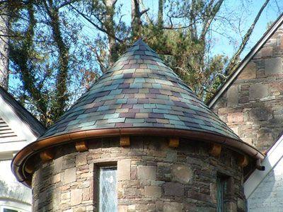 Best Historic Vermont Blend Slate Roof 1 Slate Tile Slate 400 x 300