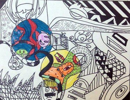Willie349's art on Artsonia