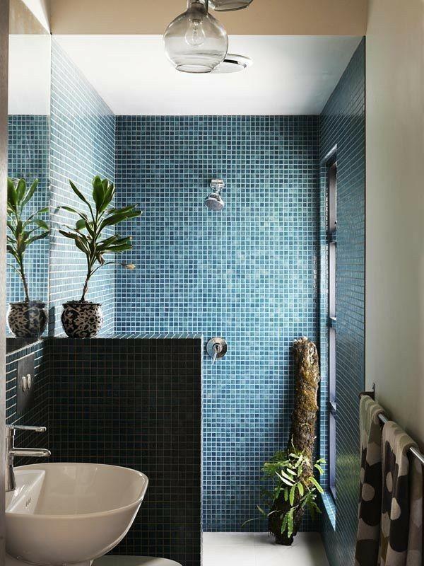 Pin von BRUTAL HAND auf Mosaic walk in showers | Pinterest