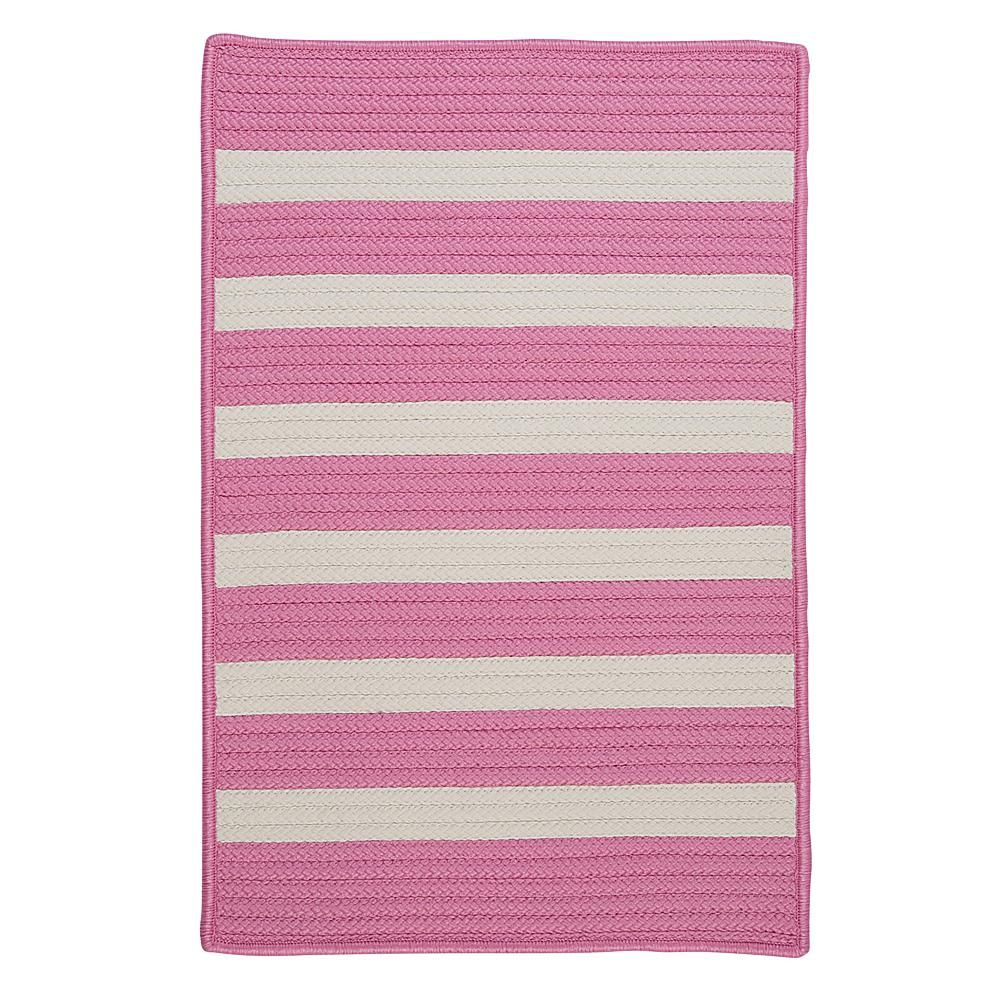Home Marketplace Colonial Mills Stripe It 2 X 3 Rug Bold Pink