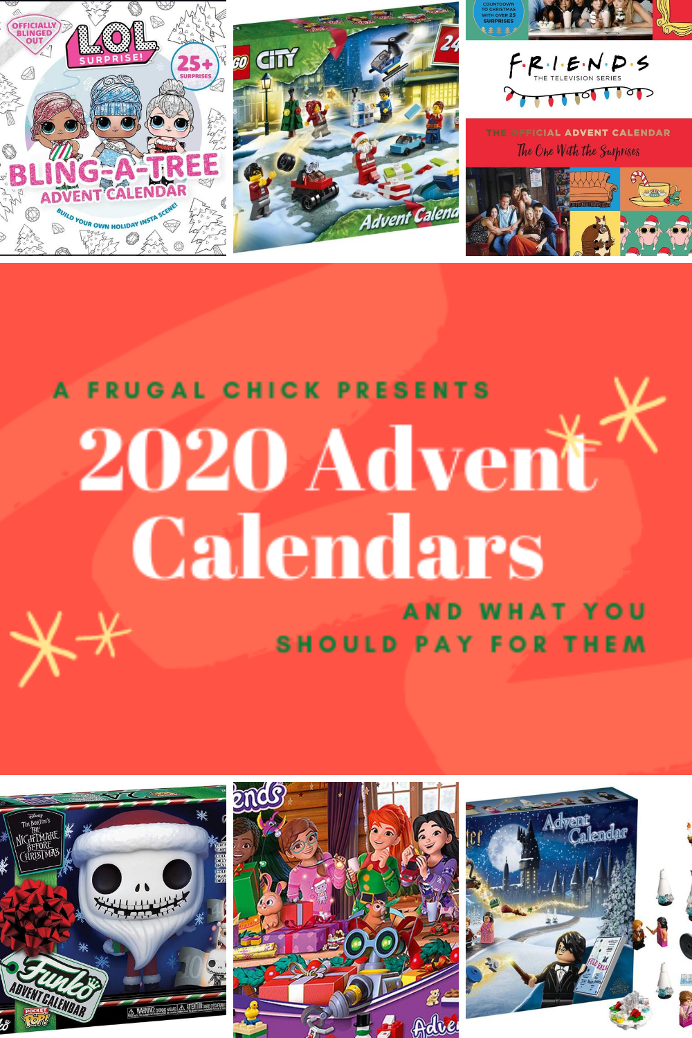 The Christmas Calendar 2020 The Christmas Calendar (AKA the Advent Calendar) and What You