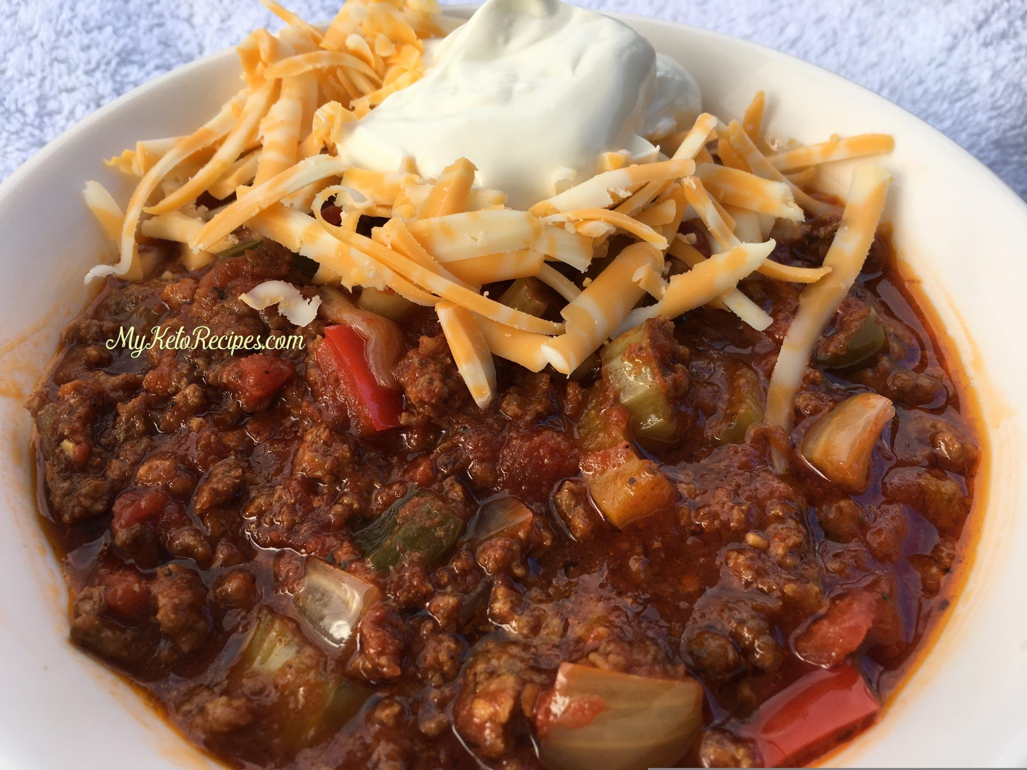 Keto Approved Chili Low Carb Recipe Keto Recipes Easy Low Carb Keto Keto Cooking