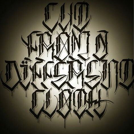 Chicano Letters Lettering Pinterest Chicano Fonts