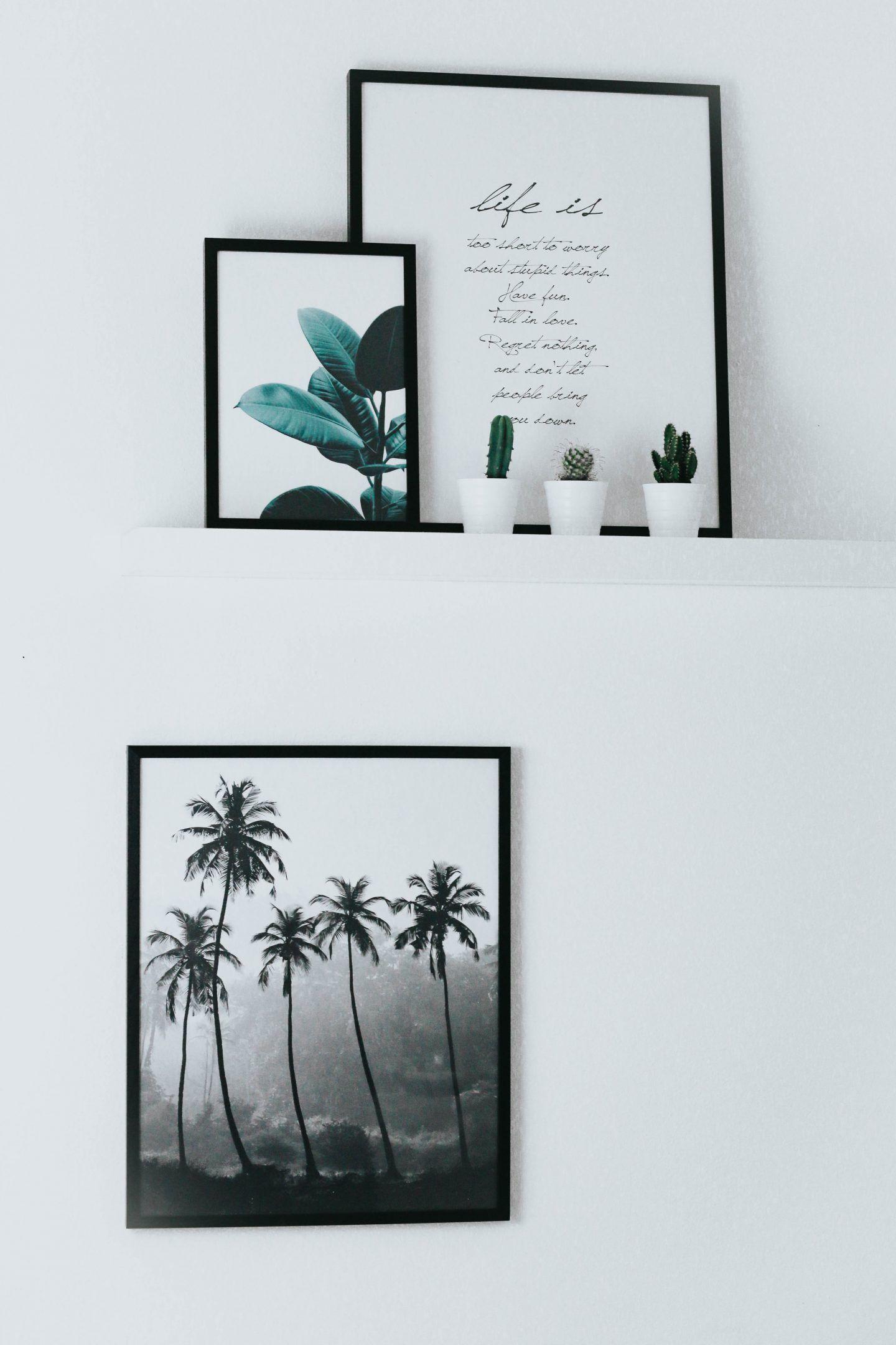Scandinavian Design Poster Mit Desenio, Greenery, Cactus U003e  Http://piecesofmara.