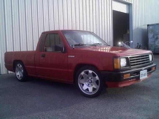 1988 Mitsubishi mighty max $1,500 - 100258256 | Custom Mini Truck ...