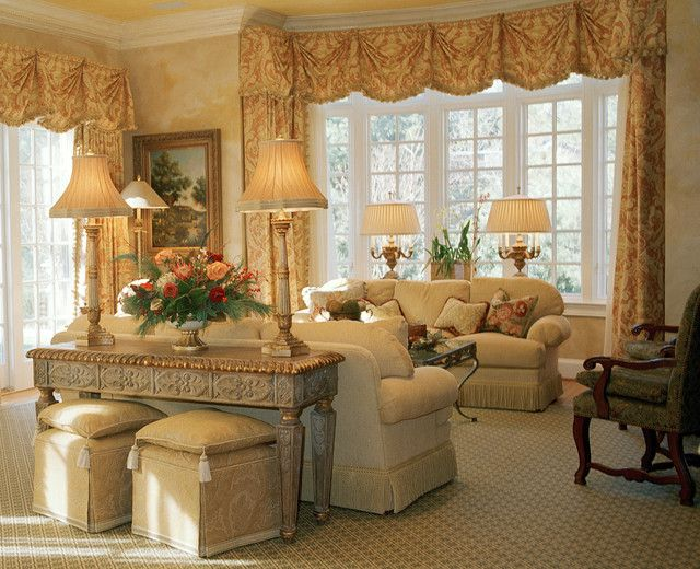 French country design and decor living room family room for French country cottage design