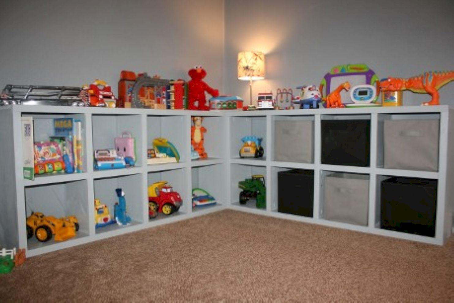 61 Creative Toy Storage Ideas For Living Room Roundecor