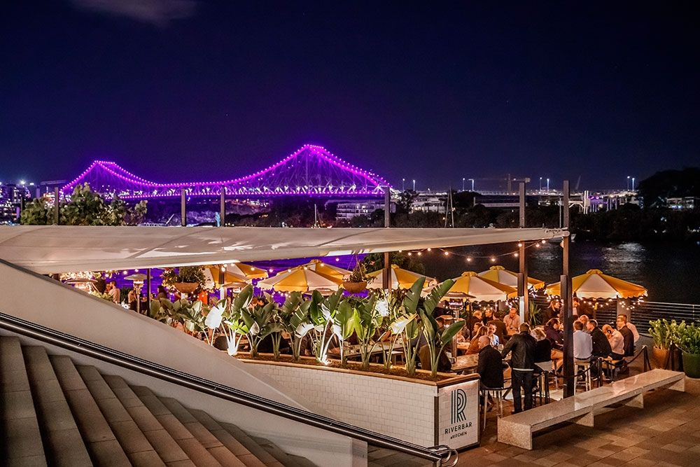 Riverbar & Kitchen Must Do Brisbane (With images) New