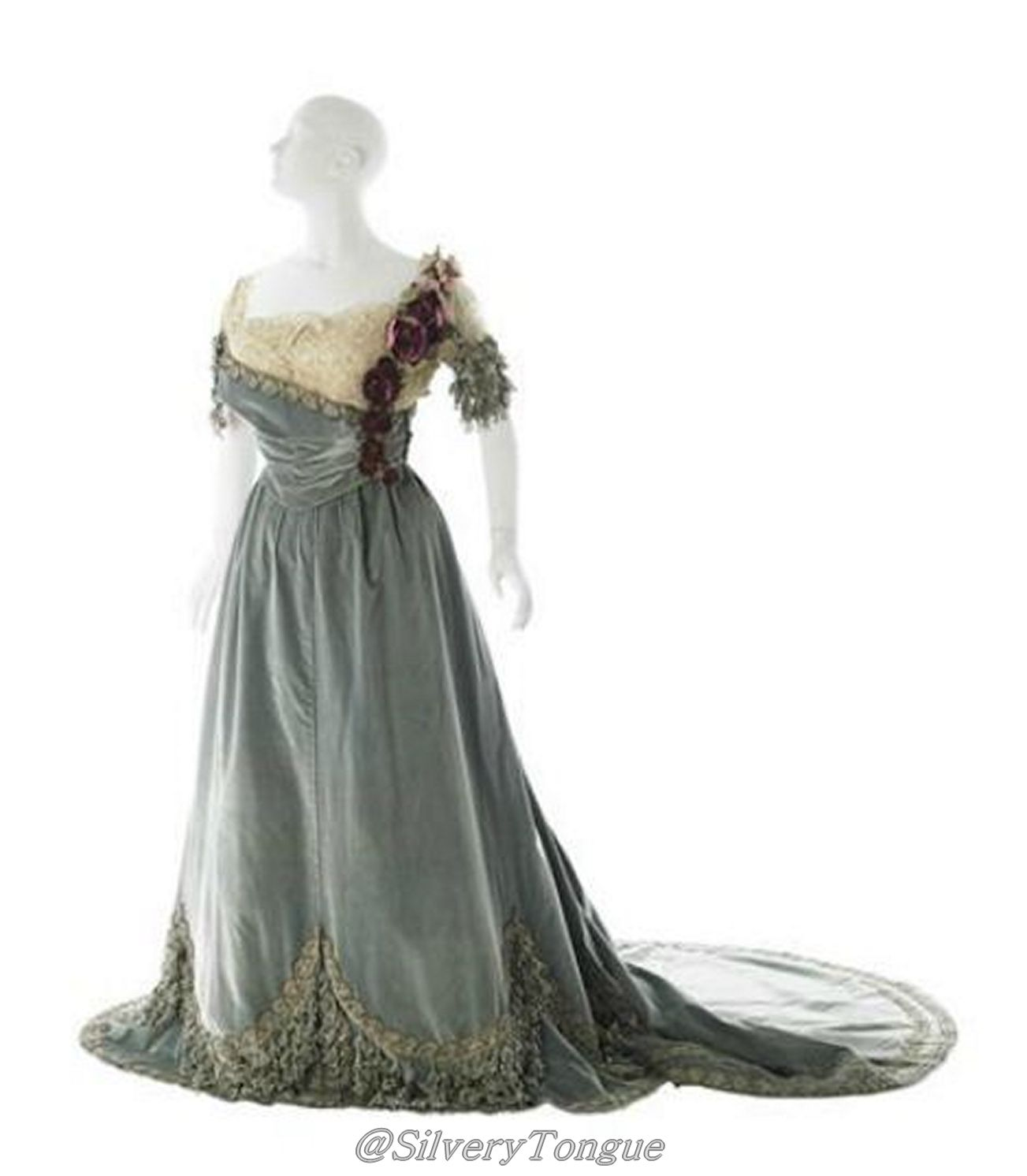 Edwardian Ball Gowns | House of Worth Gowns | Pinterest | Ball gowns ...
