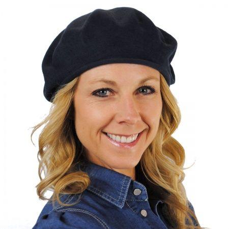 043a5c752bd486 sur la tete Cotton Beret - 10.5 inch Diameter Berets Smart Outfit, Hat Shop,