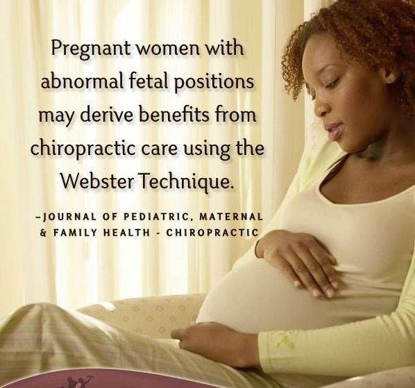 For Many Pregnant Moms, Webster Technique is the Key to Safer Births by Dr Alan Tebby. Tel: (704) 541-7111 | Fax: (704) 541-0983 Office Hours - call for appointment times
