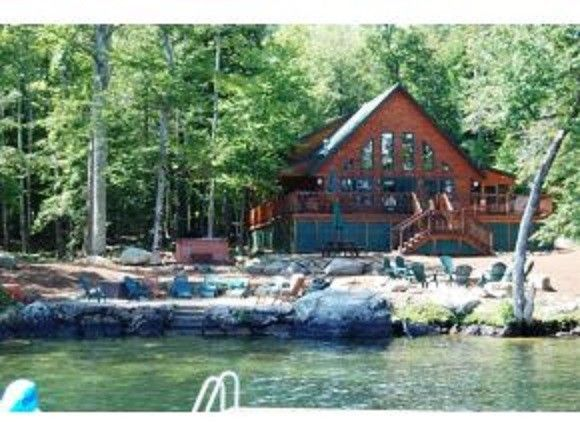 House Vacation Rental On Mark Island From Vrbo Com Vacation Rental Travel Vrbo Lake Winnipesaukee Island House Lake Living
