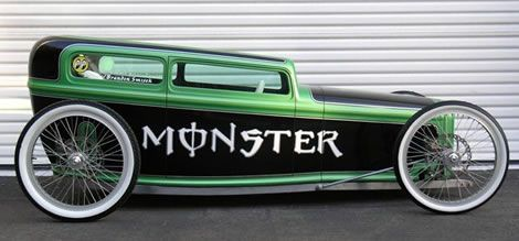 This 1932 Ford Gravity racer is the kind of a soap box derby racer you would have built when you were a kid if you had the time money and know how. & This 1932 Ford Gravity racer is the kind of a soap box derby racer ... markmcfarlin.com