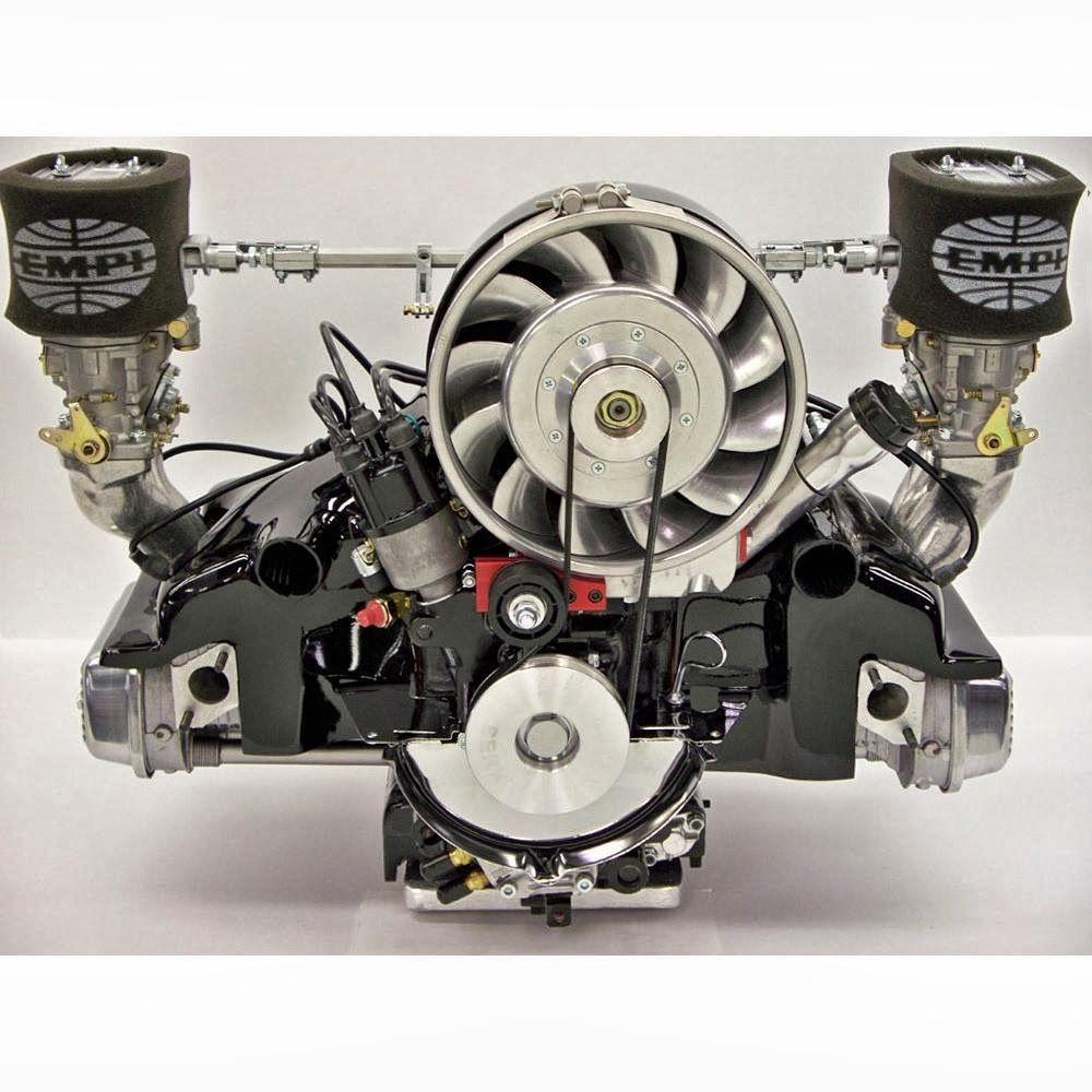 VW GOL BX AIR COOLED: Preparação: Veneno Para O Motor