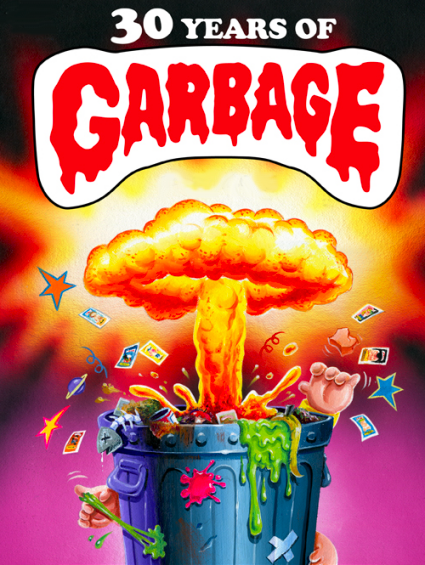 Barren Aaron S Gpk World Garbage Pail Kids Neon Signs Kids