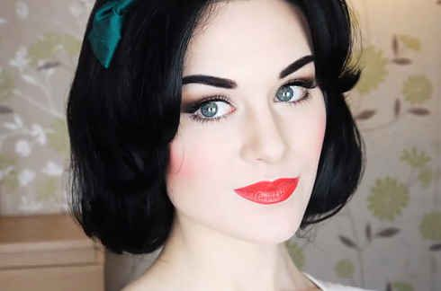 13 easy makeup tutorials to channel your favorite disney