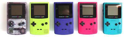 Image result for gameboy color