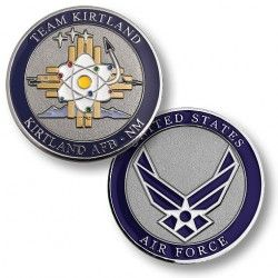 USAF Military Airlift Command Challenge Coin Northwest Territorial Mint