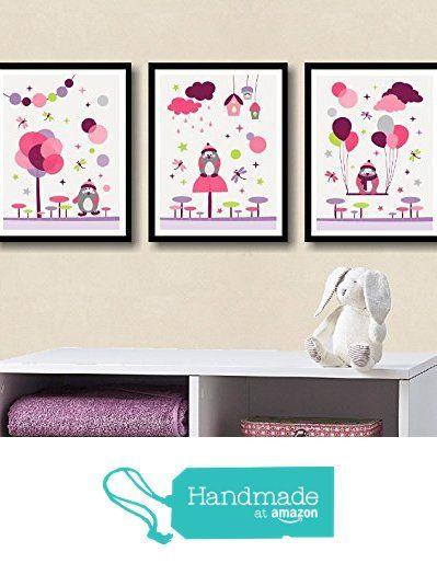 affiche enfant d coration chambre b b fille d co chambre enfant illustration murale chambre. Black Bedroom Furniture Sets. Home Design Ideas