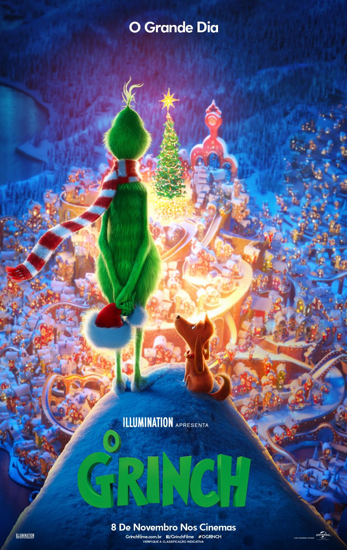 O Grande Dia Esta Chegando 8 De Novembro Nos Cinemas Clique E Confira O Novo Trailer De Ogrinch Grinch Filmes De Natal Filmes Completos