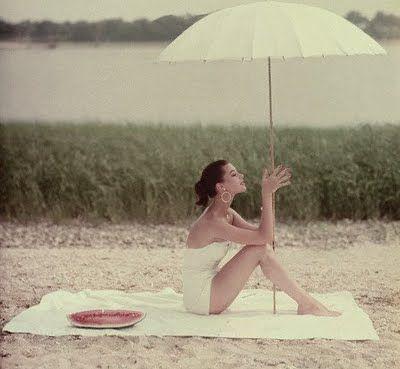John Rawlings for Vogue 1954