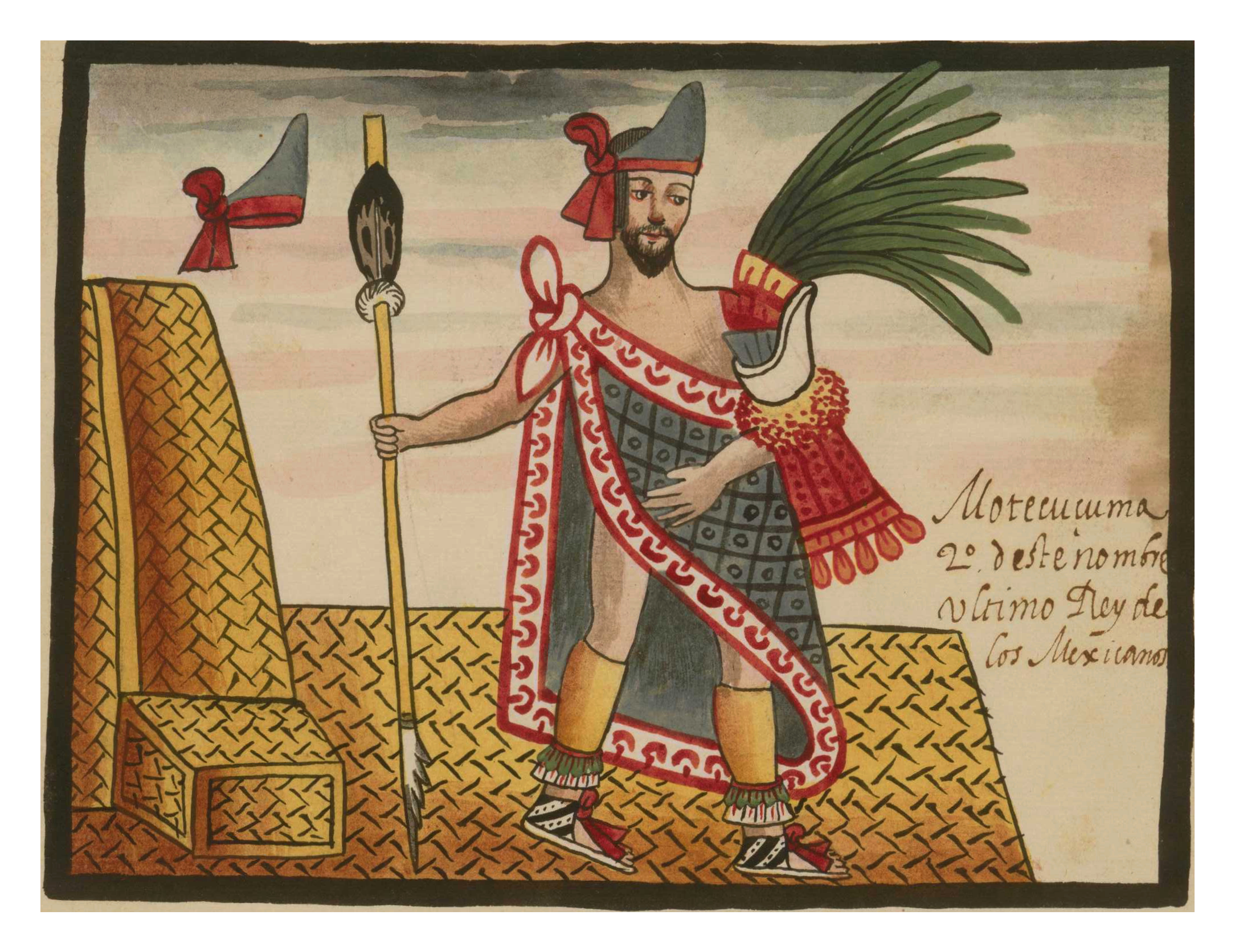 Moctezuma Ii Cod Rmz 2