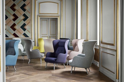 Fritz Hansen  Rojaime Hayon  Furniture  Pinterest  Fritz Prepossessing Chairs Design For Living Room Decorating Design