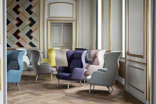 Fritz Hansen  Rojaime Hayon  Furniture  Pinterest  Fritz Prepossessing Chairs Design For Living Room Decorating Design