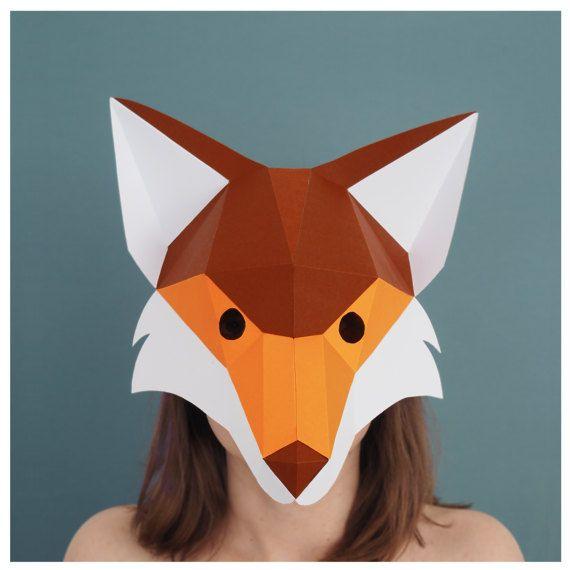 Create A Paper Mache Mask Using A Baseball Cap As A Base
