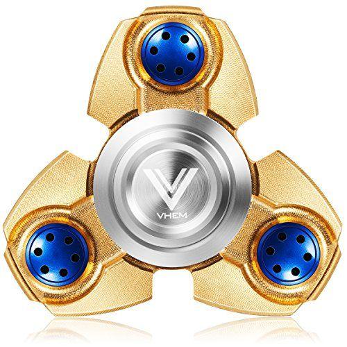 VHEM Fid Spinner Titanium Premium Hand Spinner EDC Toy s