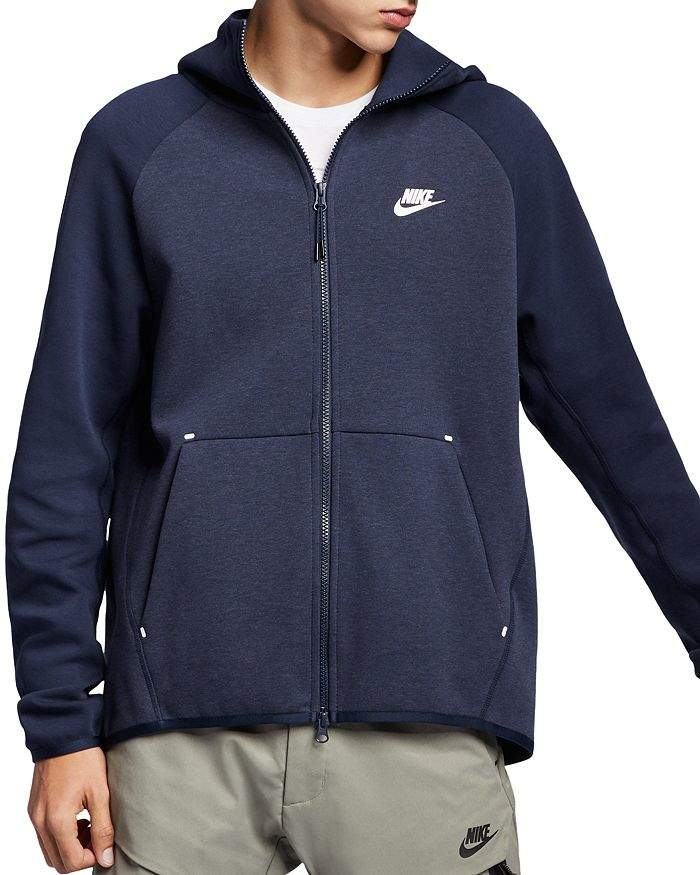698956b4b Nike Tech Fleece Color-Block Hoodie in 2019 | Products | Nike tech ...