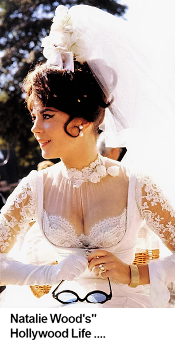 Natalie Wood ✾ The Great Race  (1965)