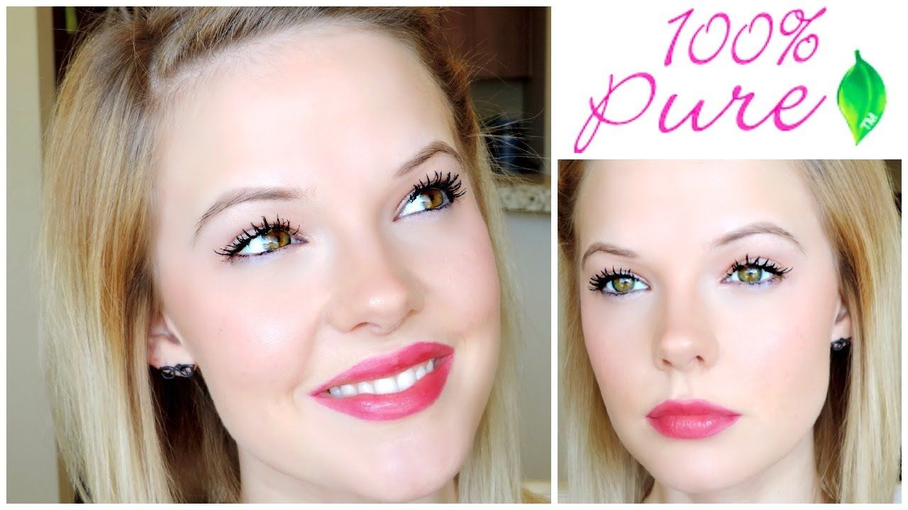 100 Percent Pure Cosmetics review No animal testing